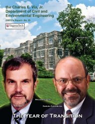 Annual Report Year 2009 - Civil and Environmental Engineering