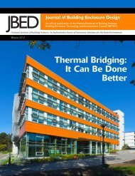 (JBED) - Winter 2013 - The Whole Building Design Guide
