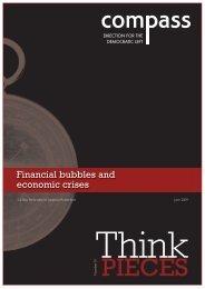 Financial bubbles and economic crises - Support