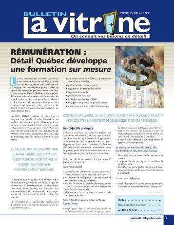 La Vitrine vol. 4, no 1 - Détail Québec