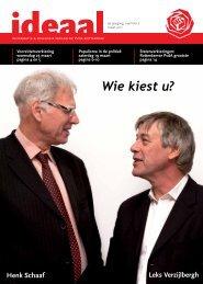 ideaal maart 2011.pdf - PvdA Rotterdam