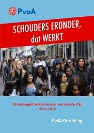 PvdA-verkiezingsprogramma-definitief