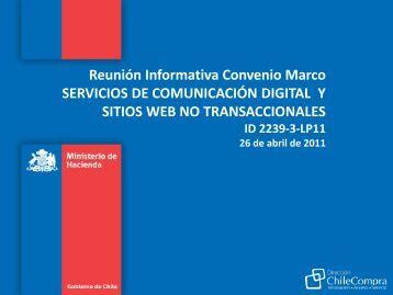 Anexos Administrativos - ChileCompra