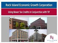Rock Island Economic Growth Corporation