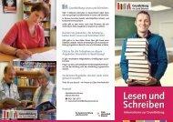 PDF, 2,54 MB - Lesen und Schreiben – Mein Schlüssel zur Welt