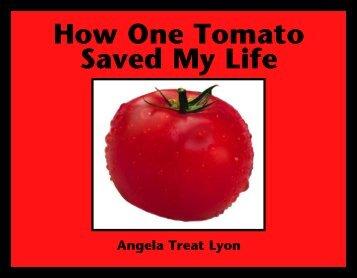 How One Tomato Saved My Life - EFTBooks.com
