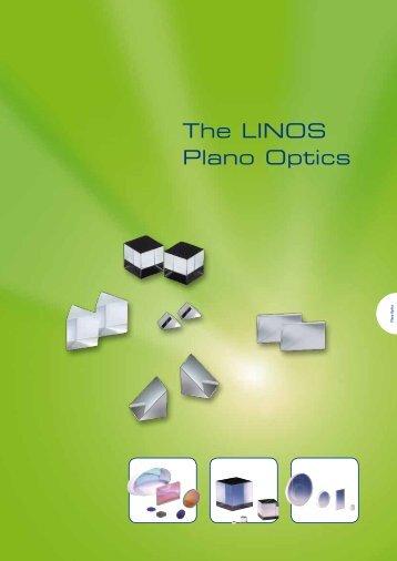 The LINOS Plano Optics - Qioptiq Q-Shop