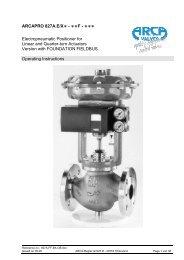 827A-BA-FF-GB-05-08 - Arca-Regler GmbH