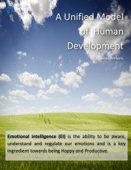 Unified Model of Human Development