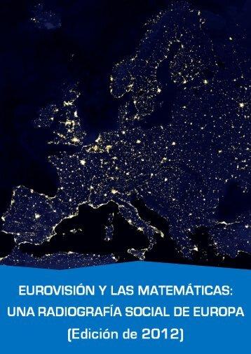 Eurovision y las matematicas Una radiografia social de Europa