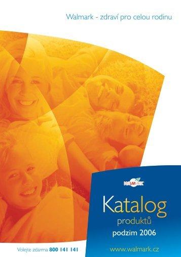 Katalog - Walmark