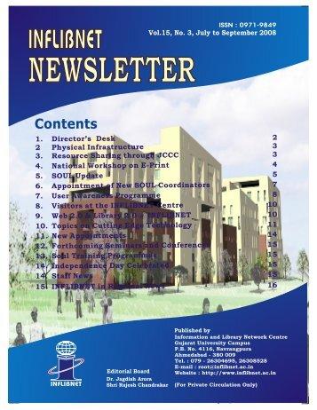 Vol.15- No.3 (July-September,2008)