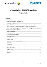 to download the PLANET v3 user guide… - Muddy Boots Software