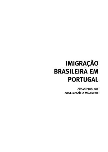 imigração brasileira em portugal - Observatório da Imigração - Acidi