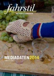 meDiaDaten2014 - Fahrstil