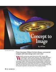 Photo illustrator William Schick infuses commercial ... - Schick Studio