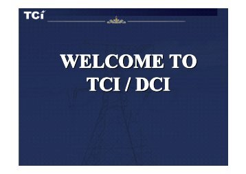 tci / dci tci / dci tci / dci tci / dci tci / dci t - Cerro Wire and Cable ...