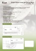 Power Monitoring Meter 8108L - Page 2