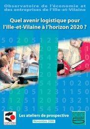 Etude logistique 2006 - Observatoire Régional des Transports de ...
