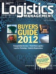 Logistics Management - December 2011