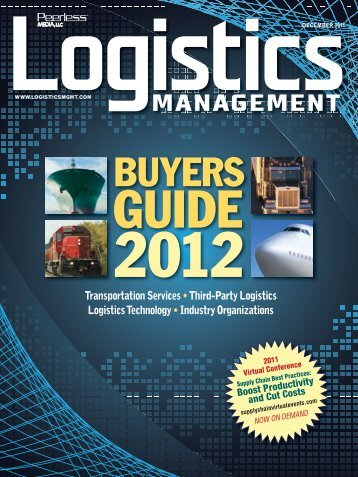 Logistics Management - December 2011