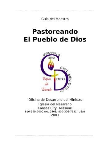 Pastoreando El Pueblo de Dios - USA / Canada Region