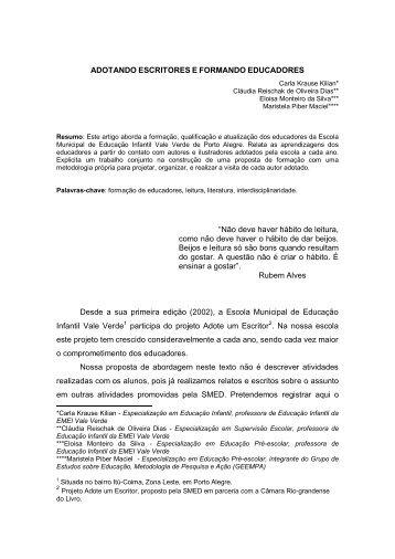 1 Xxii Semana De Educação Professor Paulo Freire Cidade