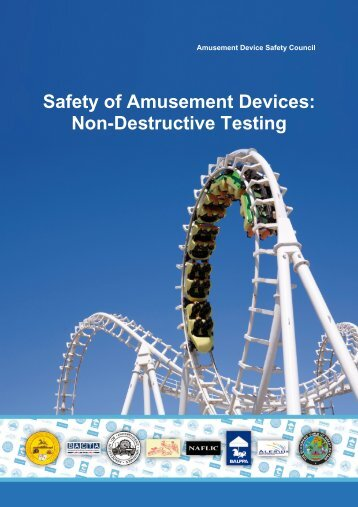 Safety of Amusement Devices: Non-Destructive Testing - ADIPS