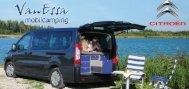 Download Citroen Flyer - Vanessa Mobilcamping