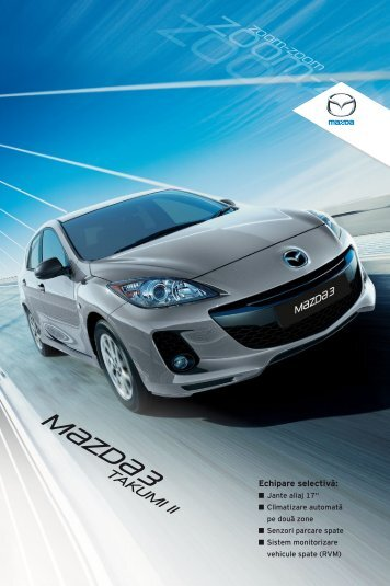 Descarca brosura - Mazda