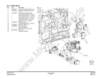 PL 6.4 IBT Belt Unit (2 o