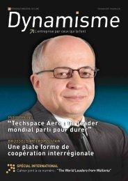 Dynamisme 234 - Union Wallonne des Entreprises