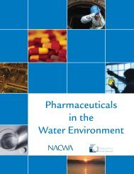 Pharmaceuticals in the Water Environment - DC Water