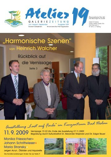"""Harmonische Szenen"" - Atelier 19"