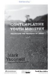 Click here to buy - Youth Specialties