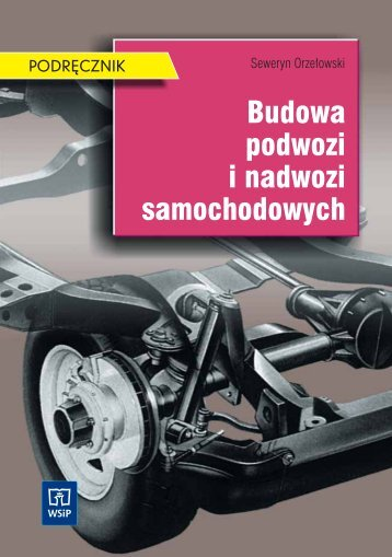 1. Rozwój i znaczenie motoryzacji - WSiP