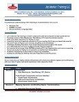informatica powercenter 8.6 etl developer course - Job Market ... - Page 2