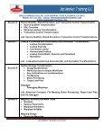 informatica powercenter 8.6 etl developer course - Job Market ... - Page 4