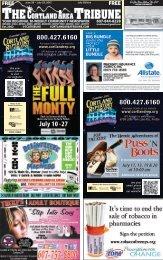 July 10 -27 - The Cortland Area Tribune
