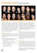 product & service catalogue - Sunshine Company - Page 6