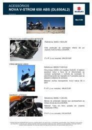 Acessórios Nova DL650A-L2-V2.pdf - Veículos Casal