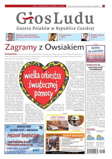 Zagramy Z Owsiakiem Glosluducz