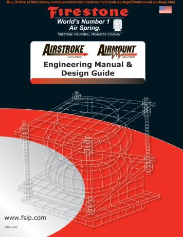 Firestone Air Springs Catalog - MRO Stop