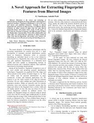 A Novel Approach for Extracting Fingerprint Features from Blurred ...