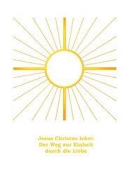 4. Schulung - Liebe-Licht-Kreis Jesu Christi > Startseite