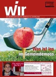 südtirols land- wirtschaft präsen - Zu den Bezirkszeitungen