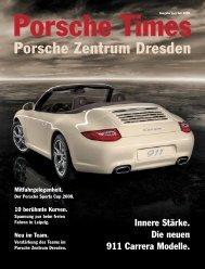 Ausgabe Juni/Juli 2008 - Porsche Zentrum Olympiapark