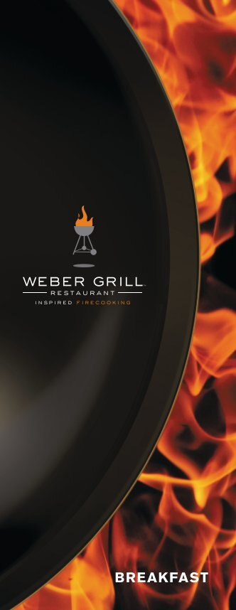 View Chicago Breakfast Menu - Weber Grill Restaurant