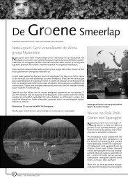 jg8_nr2_De groene smeerlap.pdf - Natuurpunt Gent