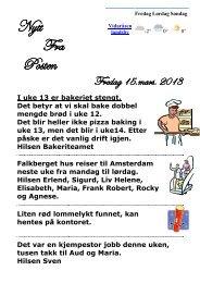 15.3.2013 - Vidaråsen